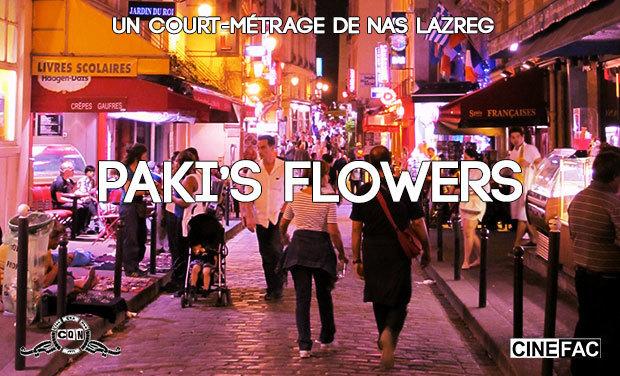 Photo Court-métrage Paki's Flowers de Nas Lazreg